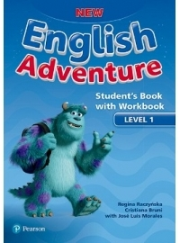 New English Adventure SB Pack Level 1