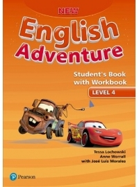 New English Adventure SB Pack Level 4