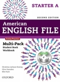 American English File Starter A 2nd Edition