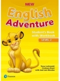 New English Adventure SB Pack Level 2