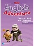 New English Adventure SB Pack Level 5